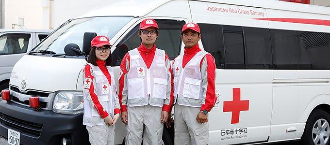 当院は地域災害拠点病院です