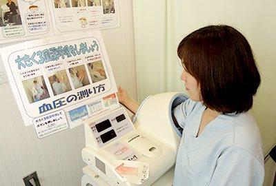自動血圧測定