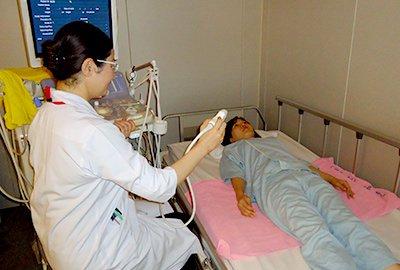 超音波検査(腹部・甲状腺)