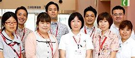 地域医療連携室「ゆいねっと」の紹介