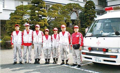 日本赤十字社の使命