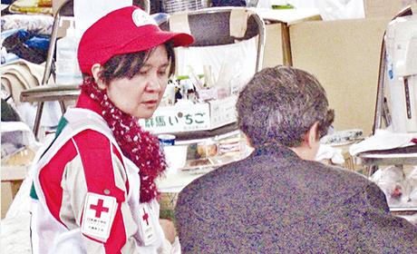 東日本大震災において